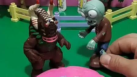 怪兽们发现了小猪包,被哪吒看到了,小朋友们哪吒做的对吗?
