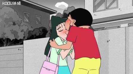 《蜡笔小新》第九季小新长大成人变丑了