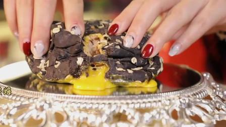 大胃王mini最爱吃的饼干,里面还有奶香的奶酥,好吃!
