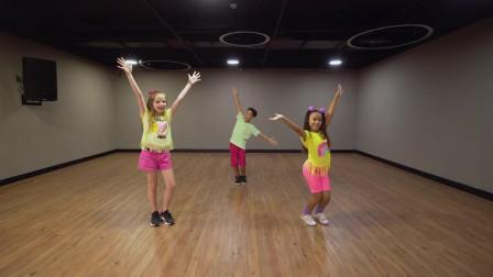 Pique Alto - 儿童 Kids 少儿舞蹈视频教学