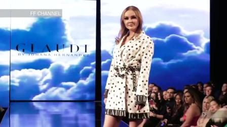 2020纽约时装周Glaudi品牌时装秀,自信的步伐依然精彩!