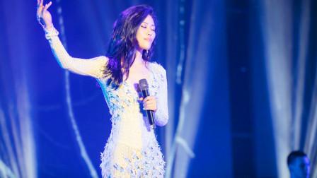 最有特色的女歌手,这首《不亏不欠》那巧妙直接把人唱到歌声之中