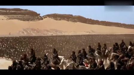 几十万人类和几十万怪物大决战,场面太震撼了!