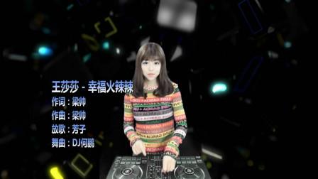 王莎莎-幸福火辣辣-DJ何鹏版