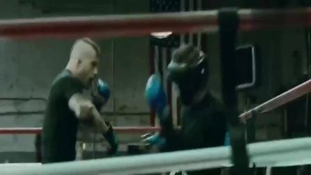 勇士签完生死状,直接一拳把世界级种子选手打休克