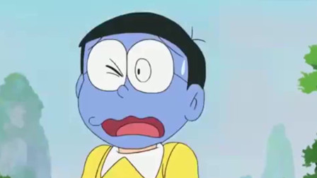 哆啦A梦:大雄深山修炼,还想逃跑?