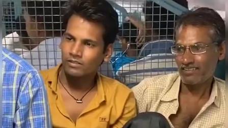 在印度坐火车是什么体验,充分证明印度人的膀胱储备功能强大
