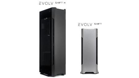 追风者 Evolv Shift、Evolv Shift X 机箱宣传片:酷似摩天大楼