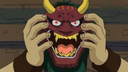 其实圣主并不能召唤黑影兵团,能召唤鬼影兵团的只有八大恶魔面具