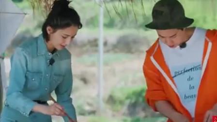 向往的生活3:丫丫高超刀工吸引武大靖,佟丽娅真是好贤惠