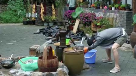 向往的生活3:蘑菇屋今天有干柴可以用,都是陈赫用腰换来的