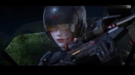 雄兵连:编剧我想问问,为什么琪琳的枪没子弹了不说?