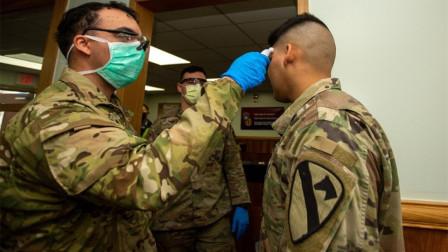 美军最强联队沦陷,数十架隐身战机成感染源,大批飞行员入院治疗