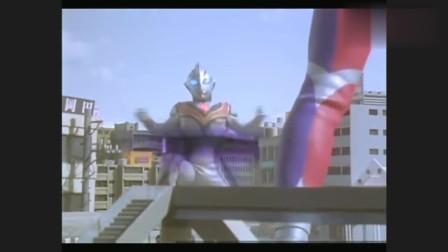 《奥特曼》假的打不过真的,胜利队再次拯救世界了