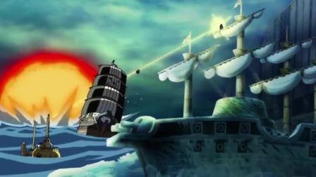 海贼王:比黄猿身法还快的手速,这等实力只有新世界的顶级皇副有