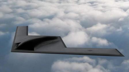 中俄又要被甩开?世界第三款隐身轰炸机即将首飞,轰20咋还不来