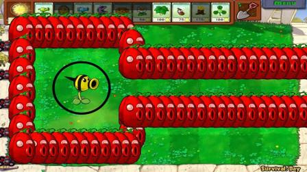 植物打的很漂亮  植物大战僵尸游戏