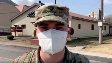 美军遭重创,大批士兵感染病毒,被迫暂停打击俄罗斯行动