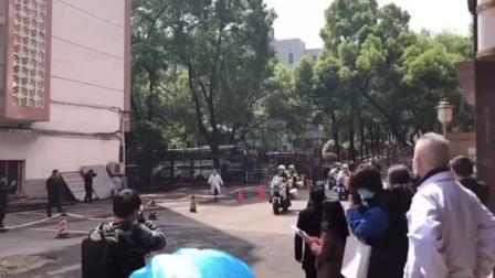 湖南中医药大学第一附属医院支援湖北国家中医医疗队45名队员结束医学观察,返回医院
