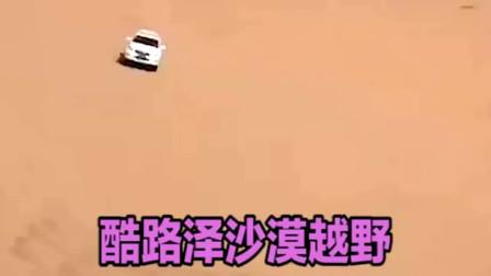 酷路泽越野就是厉害啊!这操作不是老司机是做不出来的!