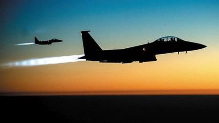 阻止叙利亚全国统一,美军出动战机,疑协助多名IS头目逃脱