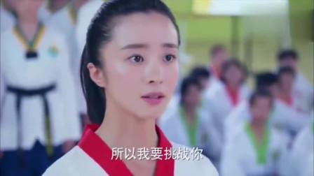 旋风少女:想给师傅报仇的百草,就算让退出元武道,也要和金敏珠对决!