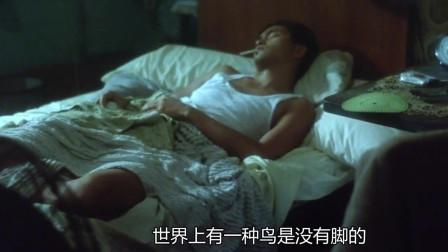 阿飞正传:张国荣当年这段跳舞,成为香港电影的经典,王家卫真牛