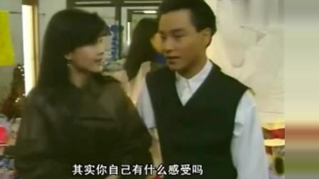 周慧敏采访张国荣,这可以说是空前绝后的采访了!