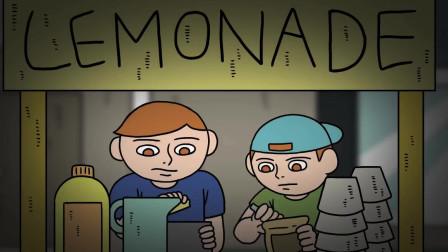 男孩摆摊卖柠檬水,不料遇上人贩子,虎口逃脱后男孩再次陷入绝望!