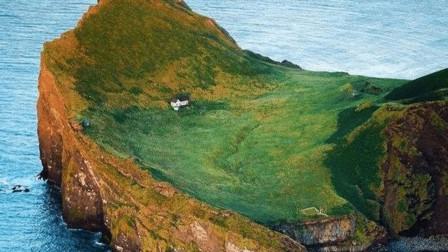 小岛孤房,与世隔绝四面环海,原来是这个用途!