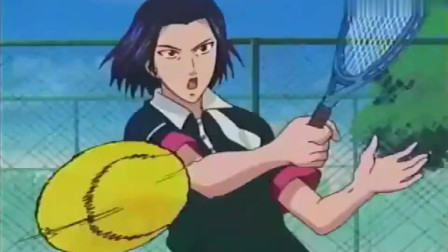 网球王子:对方实力太强,不动峰打不过,实力悬殊太大