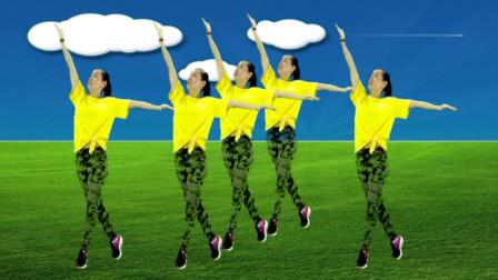 喜庆活力广场舞《红红红枣宴》动感旋律 舞蹈青春洋溢 百看不厌