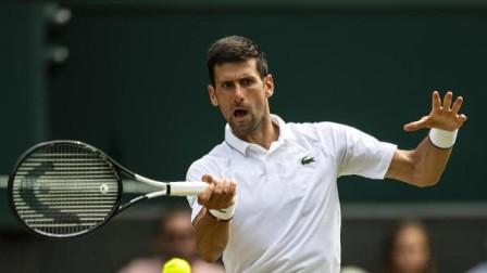 体育辣报 憋坏了!德约科维奇在家用平底锅打网球