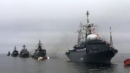 继20艘各型军舰后,又有大批军机飞入太平洋,美称趁火打劫