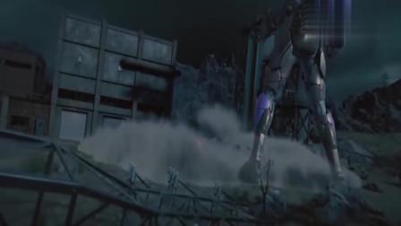 钢铁飞龙之奥特曼崛起:真是太气人了,这次的奥特曼只是个影子