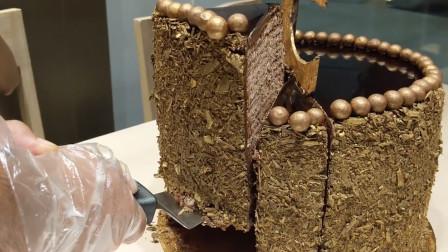 最任性蛋糕店,10分钟吃完蛋糕终身免单,中国吃货们有福了