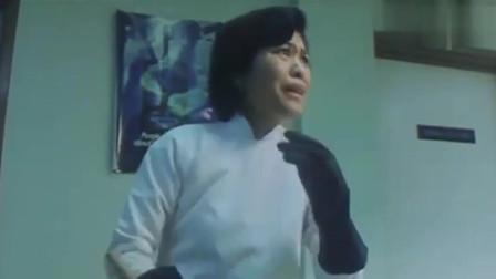 僵尸医生:僵尸看见大妈,还嫌弃她的血,僵尸也挑食?