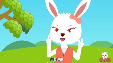 三个和尚 小兔子乖乖 泥娃娃经典儿歌视频连播