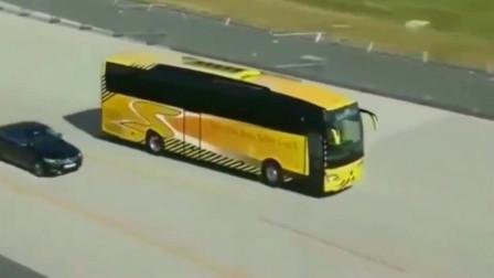 250万一辆的美国大客车到底有多厉害,差点成为特朗普的专车