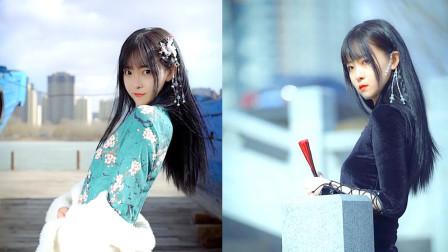 古典之美!中国旗袍美女的魅力,演绎优雅知性美的时光味道!