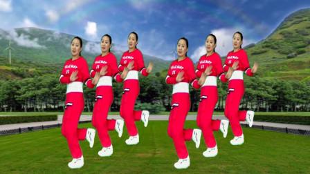 精选广场舞《钱是一张纸》动感32步 青春时尚 活力十足