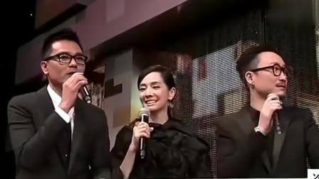 第33届香港电影金像奖颁奖典礼:林子祥现场演唱《男儿当自强》