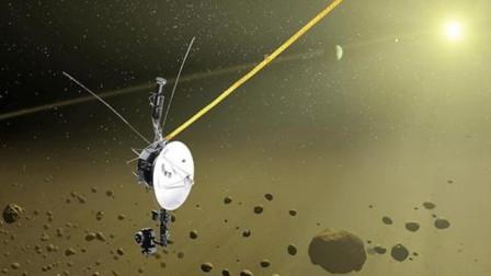 太阳系的边缘已被确定,旅行者1号成功飞离太阳系
