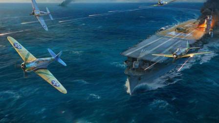 中途岛海战中日本出动了八艘航母,为何有四艘却在打酱油