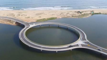 """全球最大""""圆形大桥"""":耗费7000万建造,被老司机不断吐槽"""