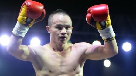 格斗拳击经典比赛系列之152米矿工拳王熊朝忠战胜泰国不败拳王