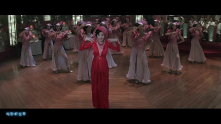 社团大哥新舞厅开张,梅姐魅力演绎《玫瑰玫瑰我爱你》