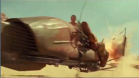 科幻冒险动作片,这种低空飞行神器很酷哦