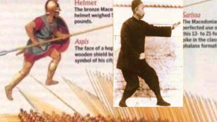 有人说传统武术只有中国跤实战,是这样吗?