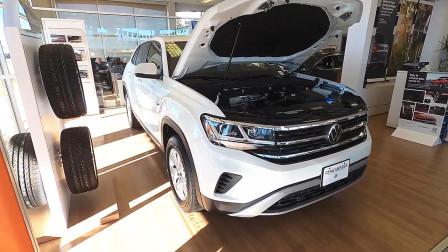 2020款大众途昂Cross Sport到店,拿到钥匙坐进车内,给个不买理由